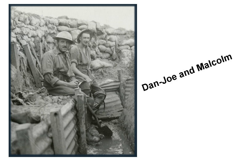 Dan-Joe & Malcolm Return Image